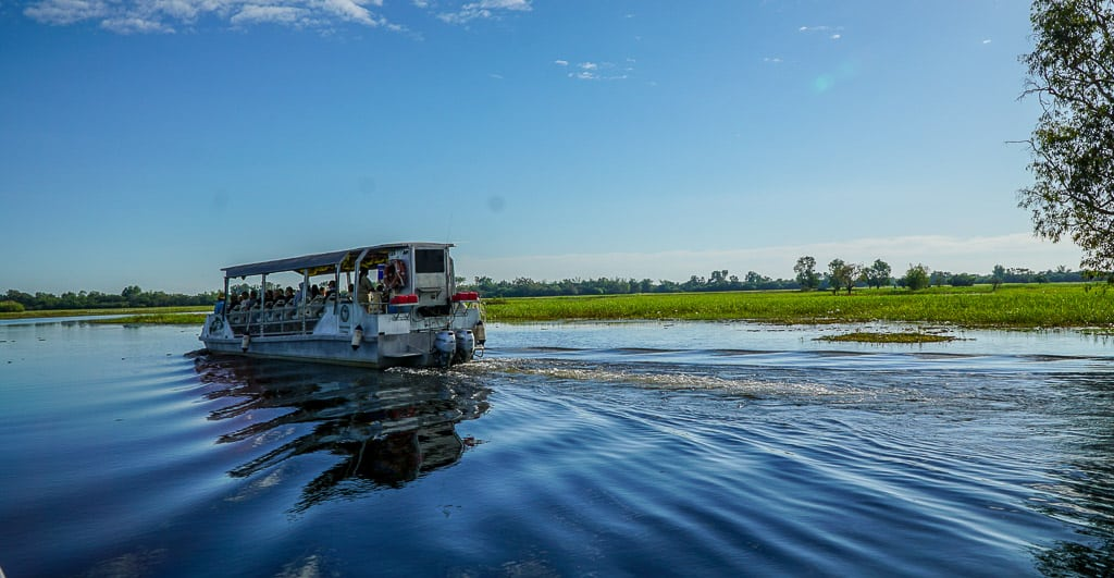 Yellow Waters - Kakadu