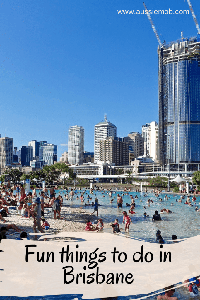 Fun things to do in Brisbane