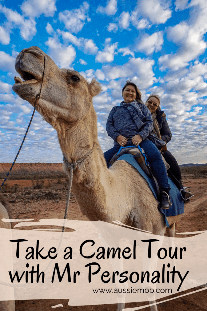 Camel Tour with Mr Personality