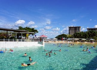Waterfront Wave Pool